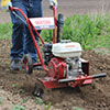 Action View of the RM4H Compact Tiller